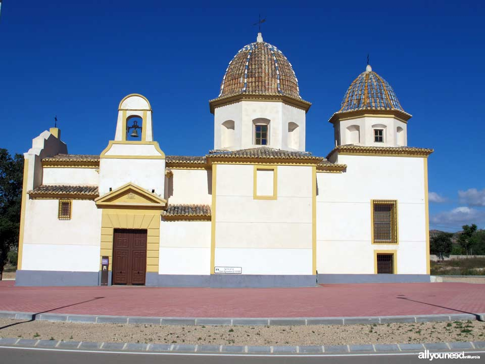 San Agustín Chapel