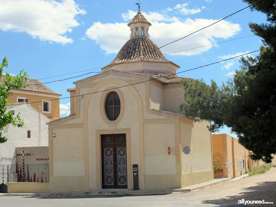 Ermita de San Antón en Jumilla