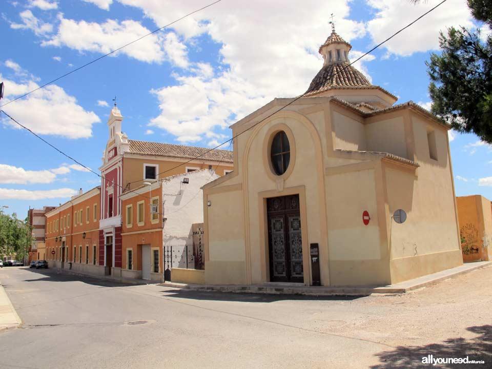 Ermita de San Antón in Jumilla