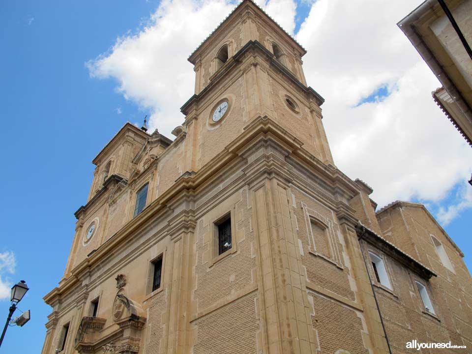 "Church of ""El Salvador"""