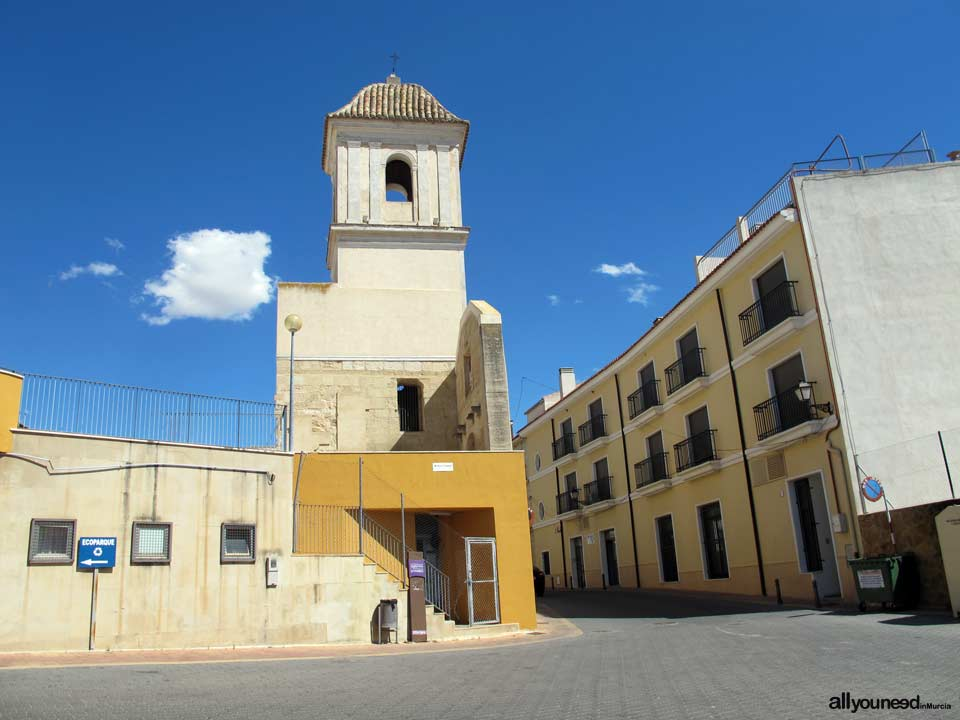 Santa María del Arrabal Church