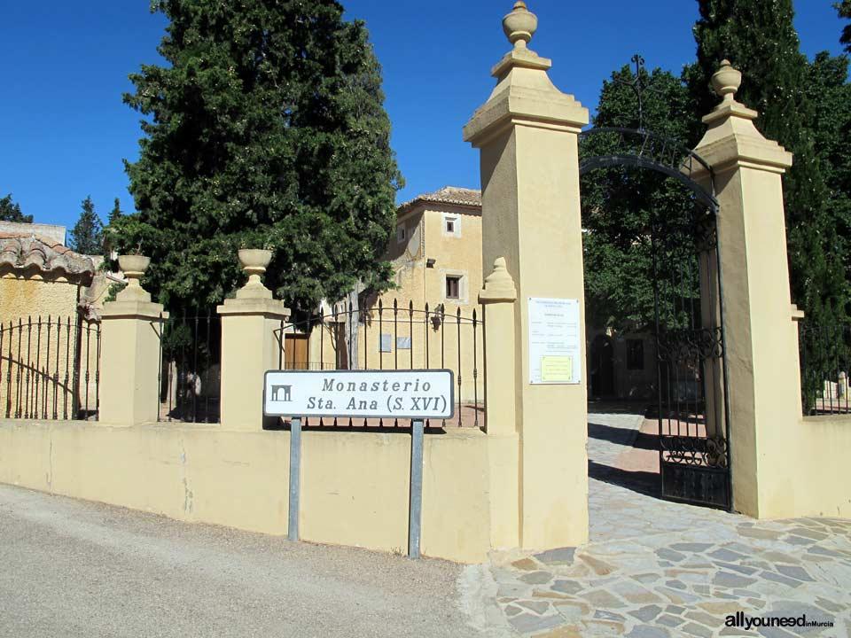 Monasterio de Santa Ana