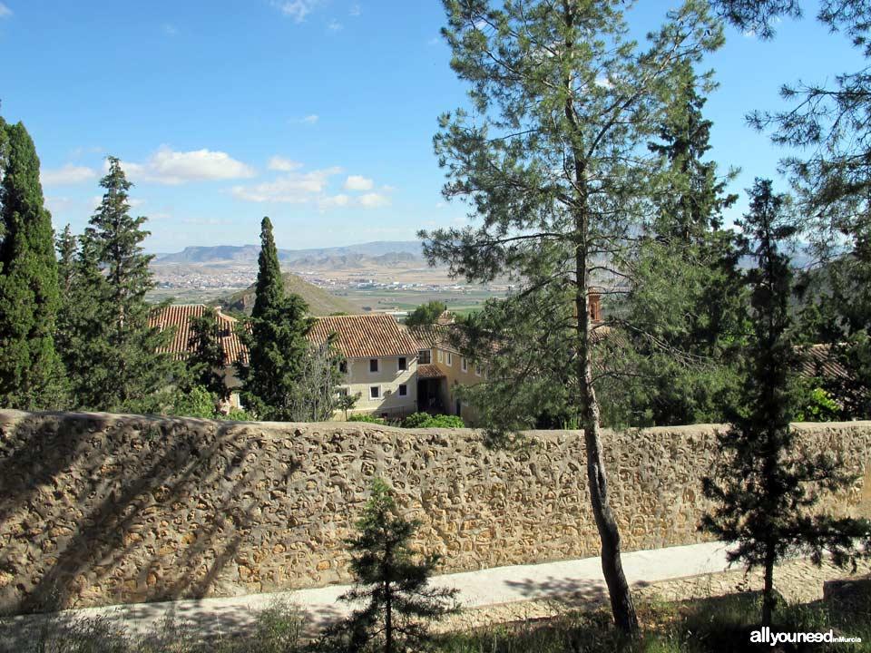 Monasterio de Santa Ana in Jumilla