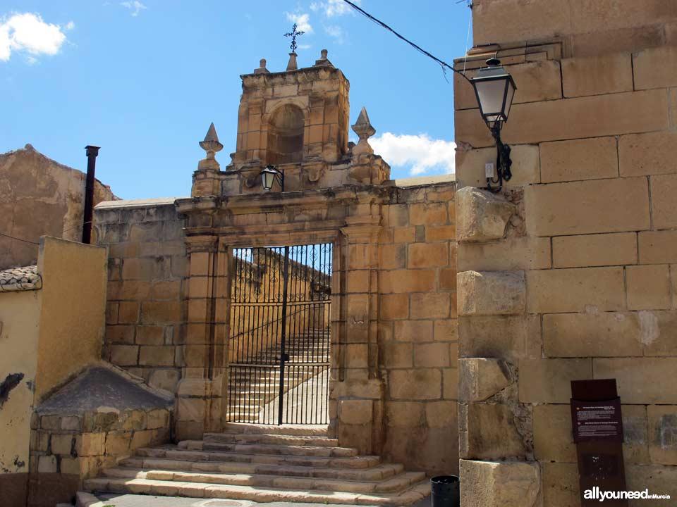 Parroquia Mayor de Santiago (Puerta Sur)