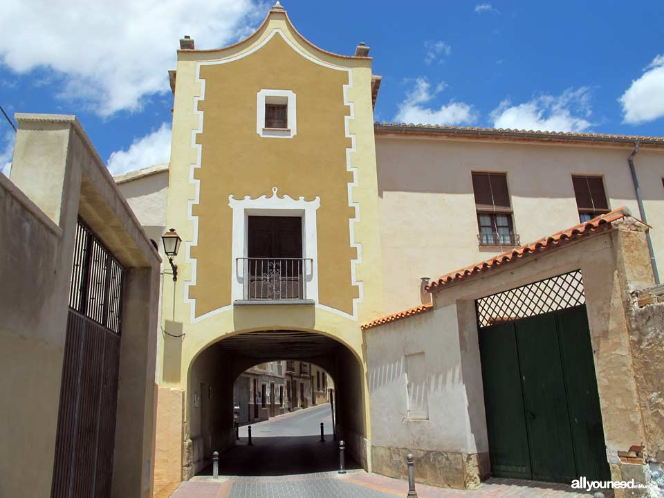 San Roque Archway-Granada Gate