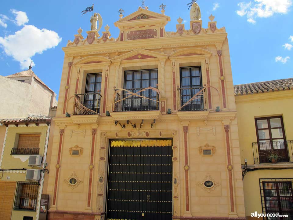Museo Jesús Nazareno
