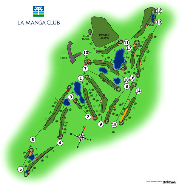 La Manga Club. South course