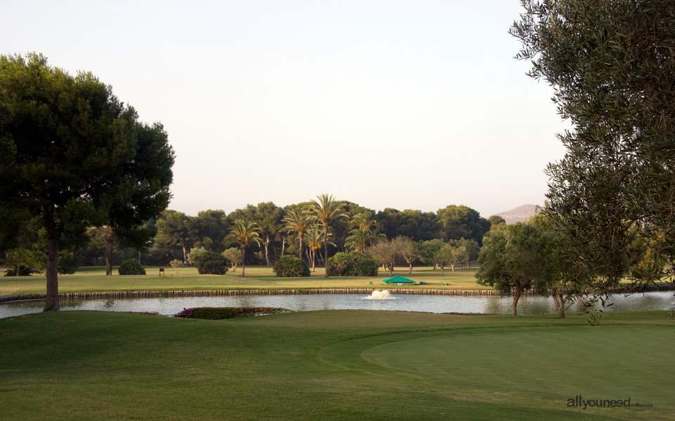 La Manga Club - Urbanización y campo de Golf en Murcia - España