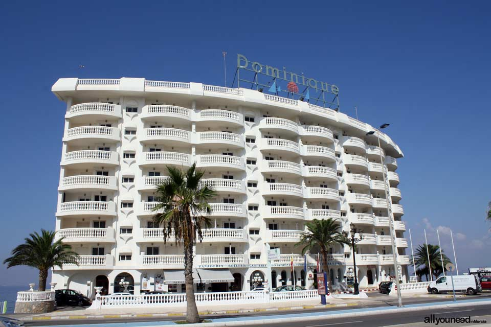 Aparthotel Dominique en La Manga del Mar Menor