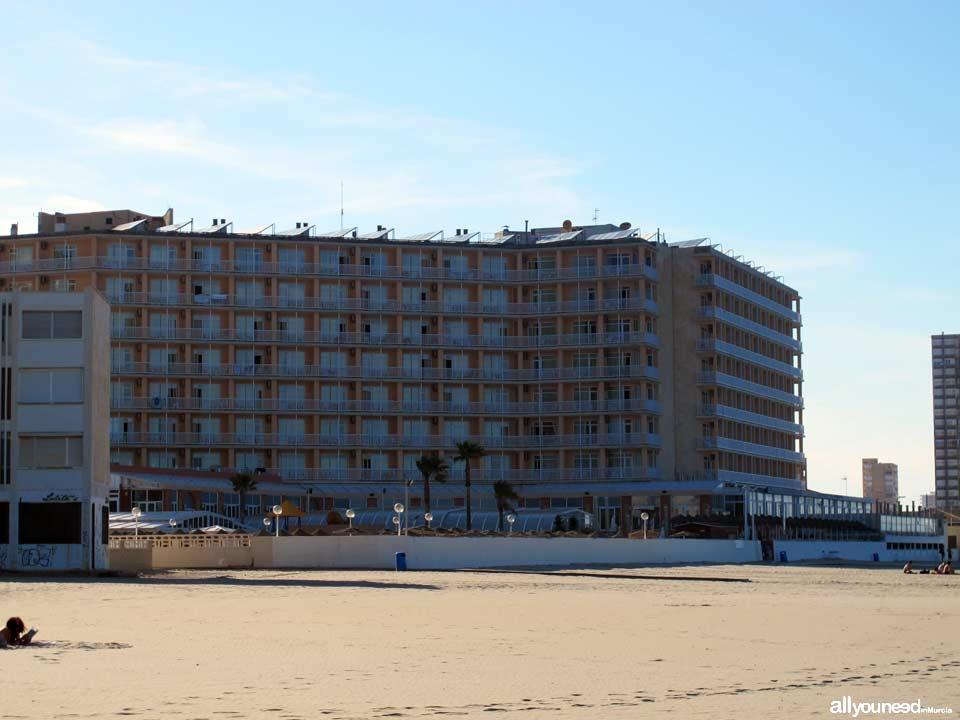 Hotel Entremares Bio Balneario Marino en La Manga del Mar Menor