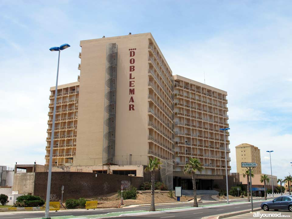 Hotel Husa Doblemar en La Manga del Mar Menor