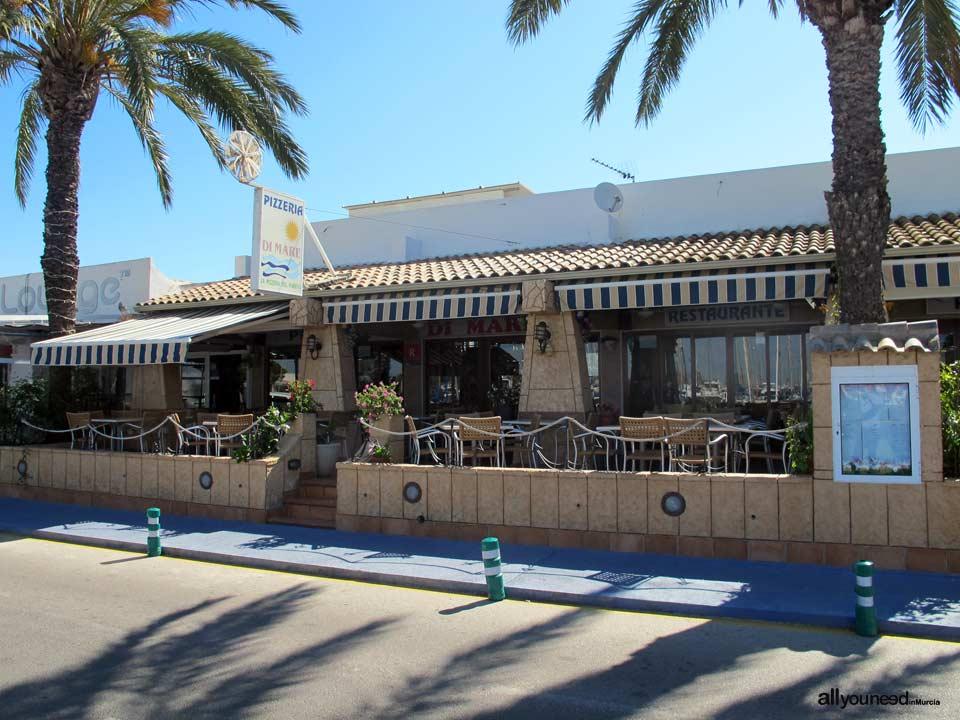 Restaurante Pizzería Di Mare