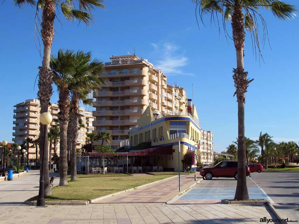 Restaurante Paquebote in La Manga del Mar Menor