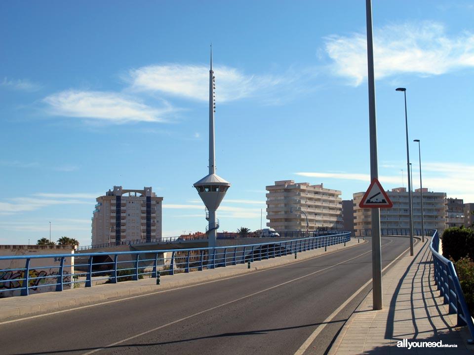 Gola, Canal y Puente del Estacio