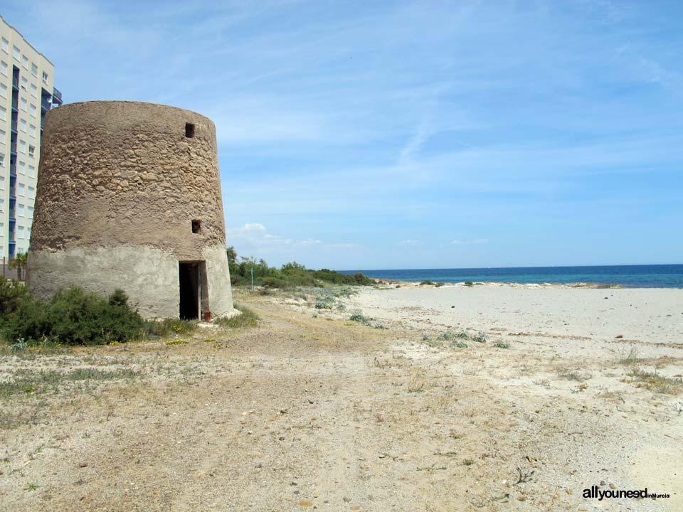 Molino Salinero 2 en Urb. Veneziola, La Manga del Mar Menor