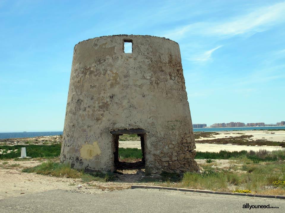 Molino Salinero 1 en Urb. Veneziola, La Manga del Mar Menor