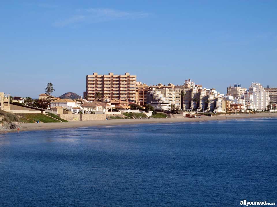 Playa Calnegre