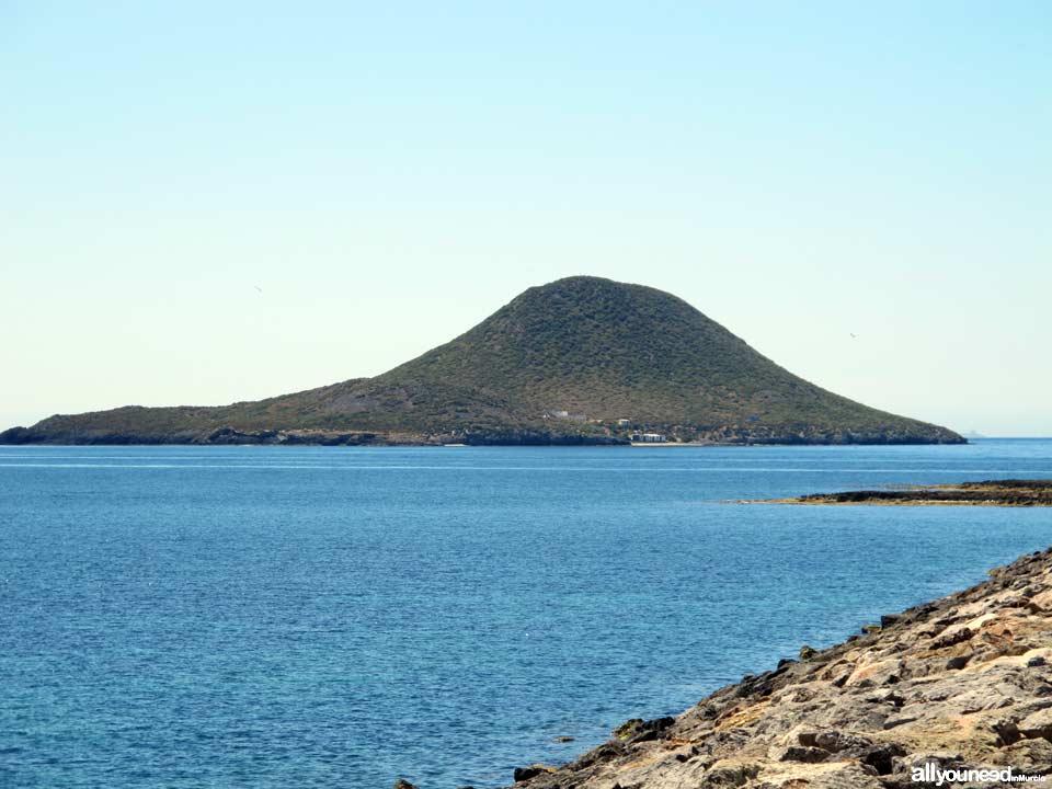 Isla Grosa y el Farallón