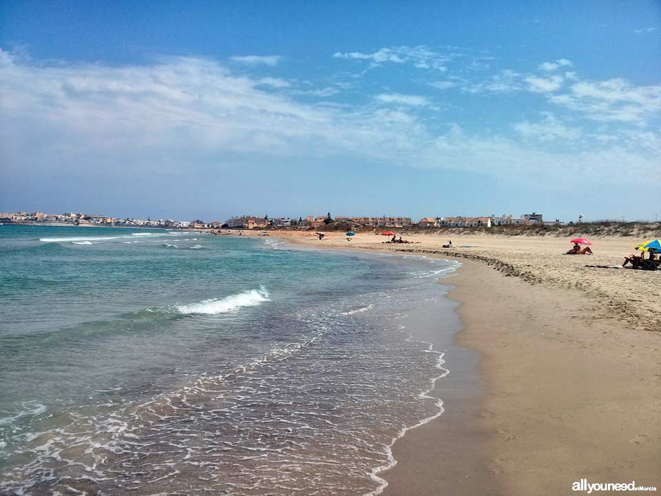 Las Amoladeras Beach