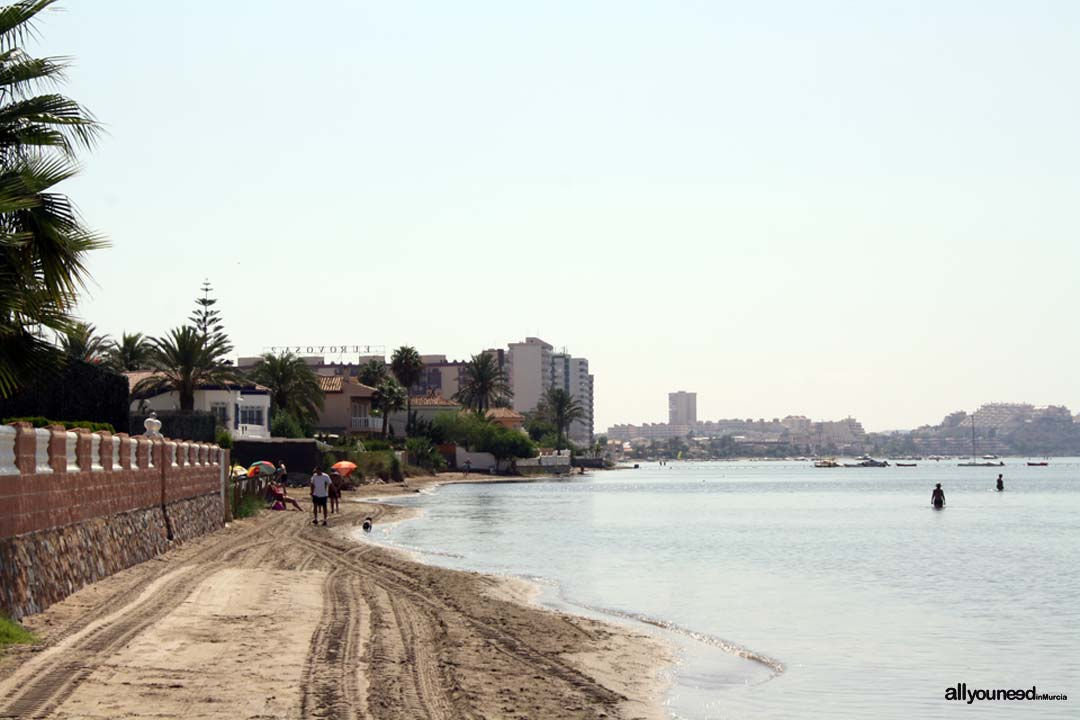 Playa Alíseos