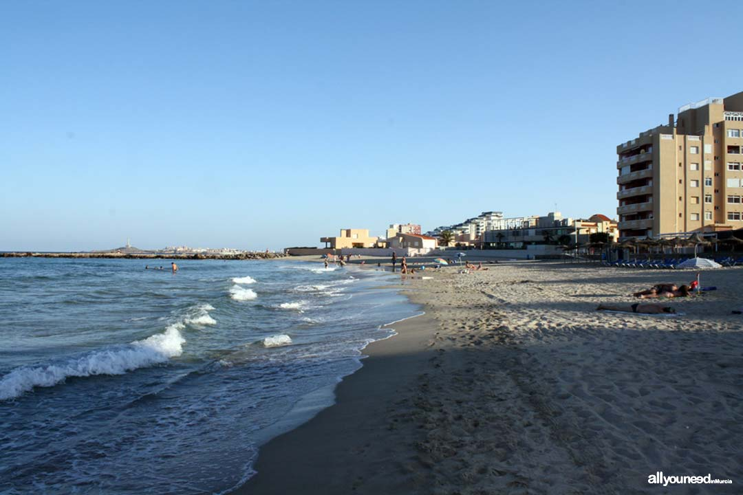 Galúa Beach