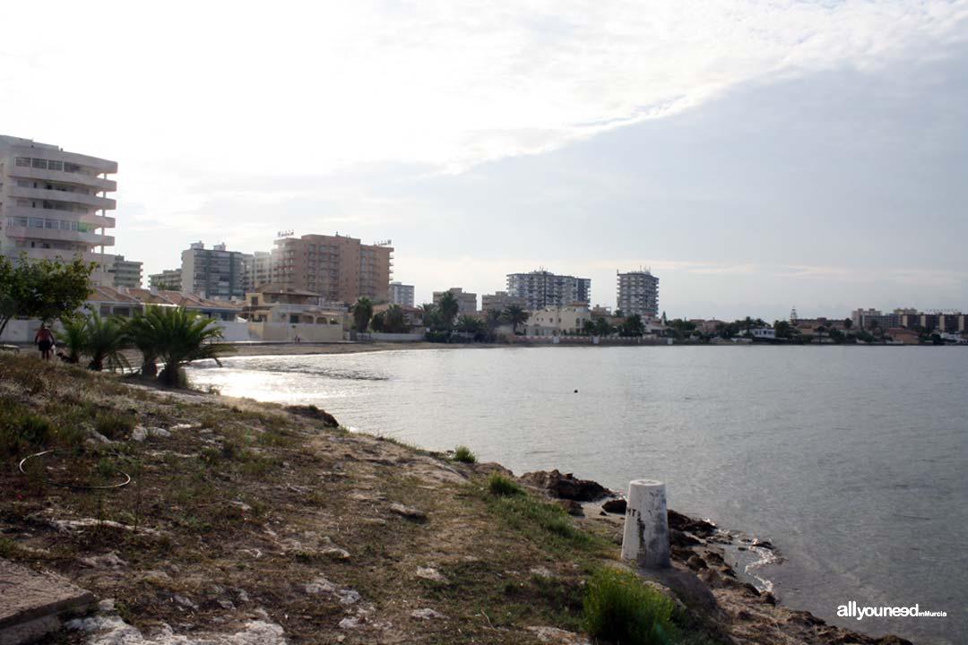 Lebeche Beach / Hacienda dos Mares Beach