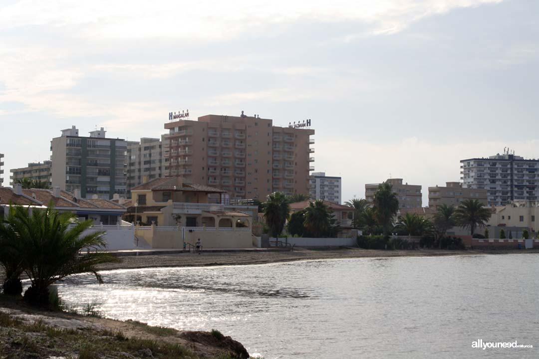 Playa de Lebeche / Playa Hacienda dos Mares