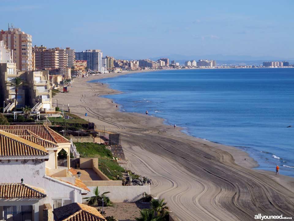 Playa del Banco del Tabal