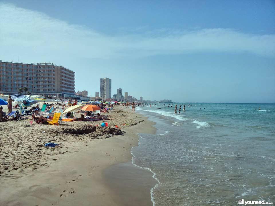 Playa del Barco Perdido
