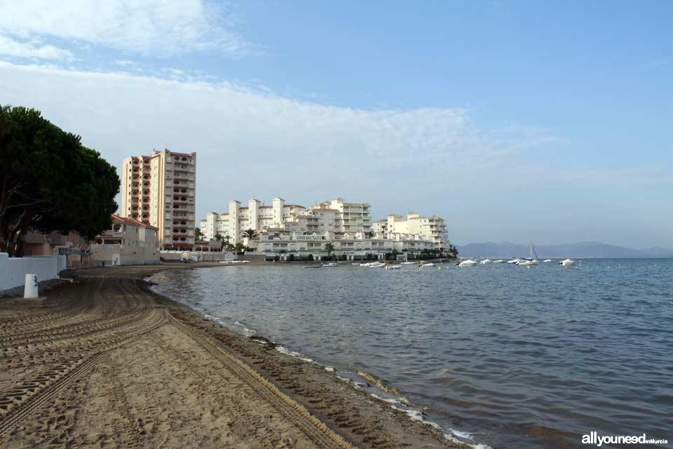 Playa el Galán