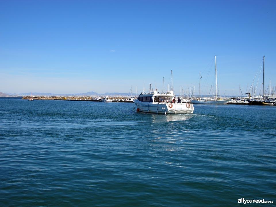 Ferry La Manga - Santiago de la Ribera