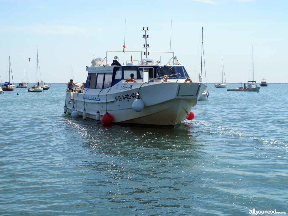 Ferry Santiago de la Ribera - La Manga
