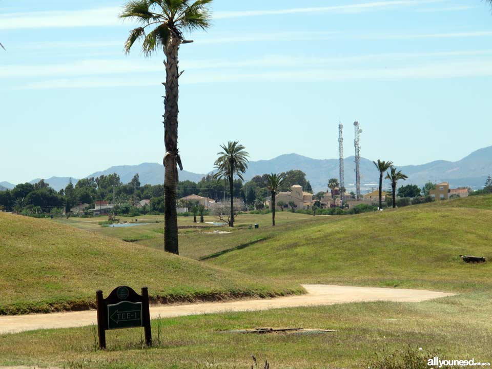 La Serena Golf. Golf Course