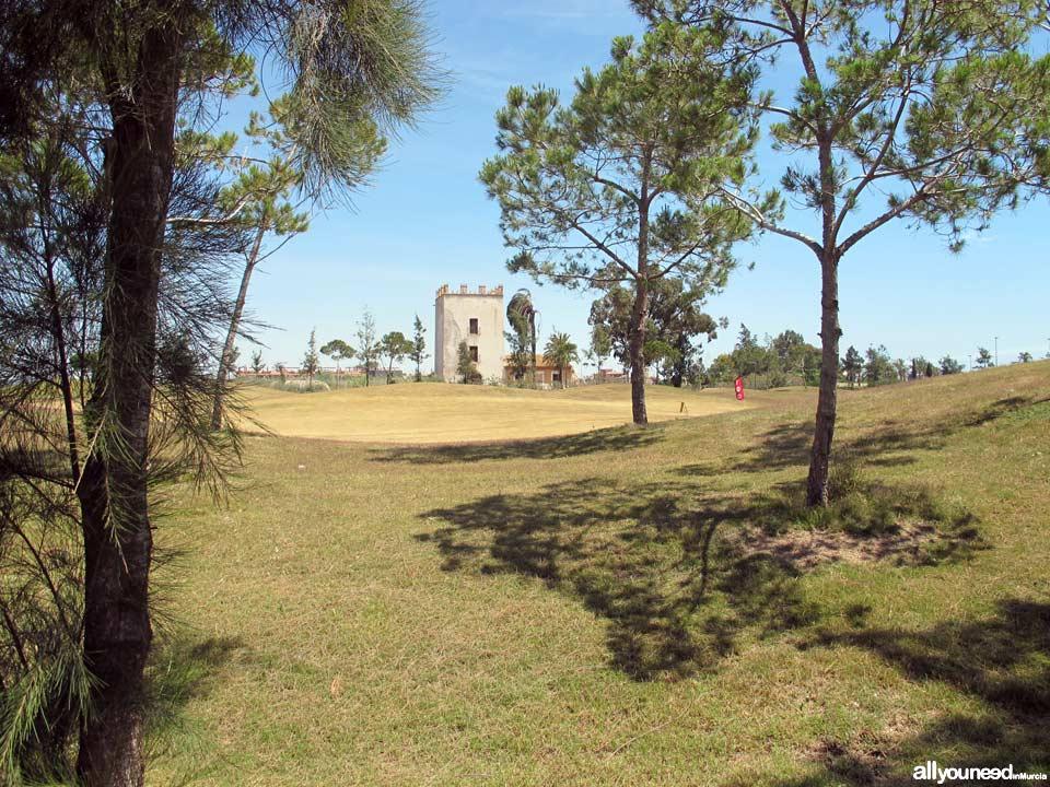 La Serena Golf. Torre del Rame