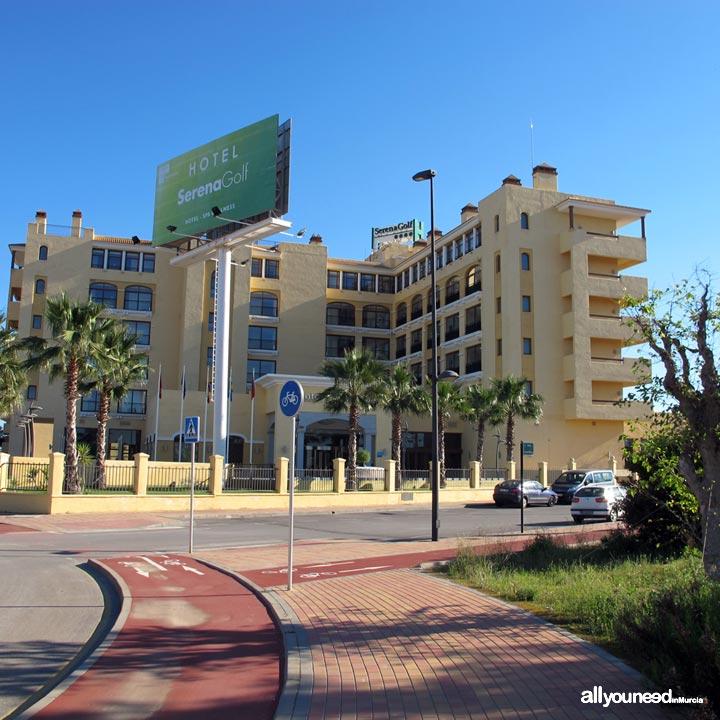 Hotel Serena Golf en Los Alcázares