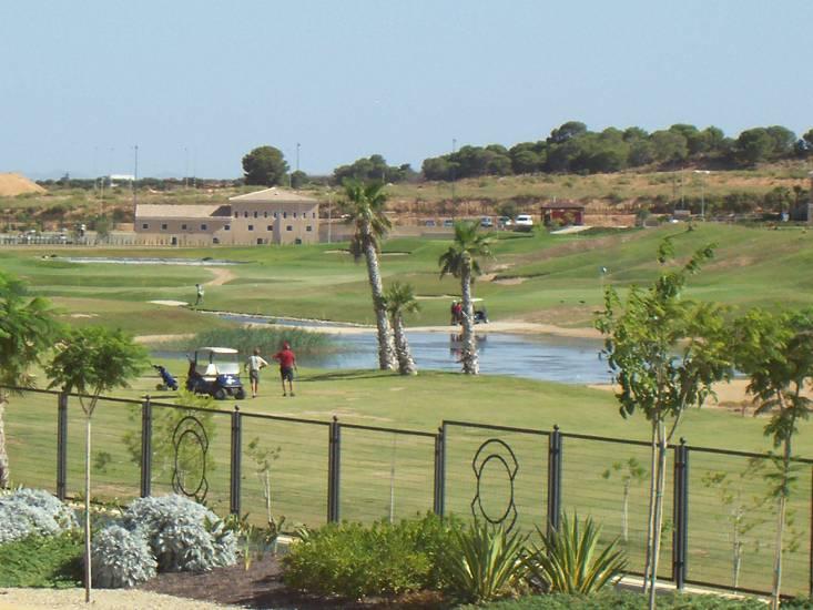 UGR - La Tercia. Golf Courses in Murcia -Spain-