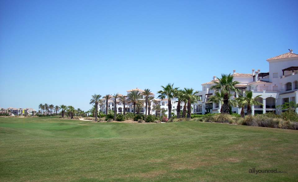 La Torre Golf Resort en Murcia. España
