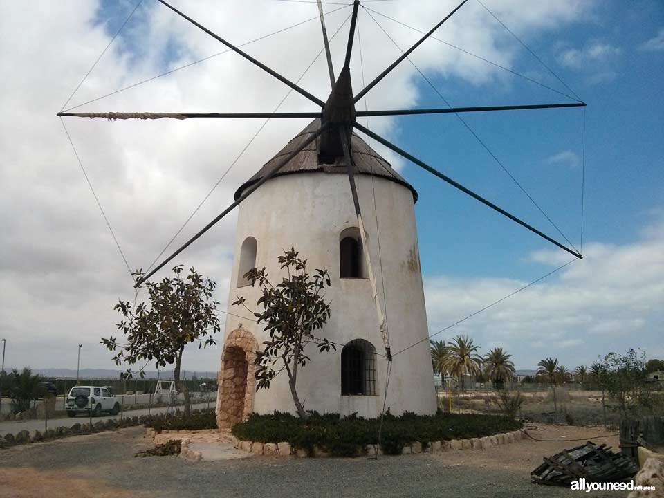 Windmill Chiringuito Tres Molinos
