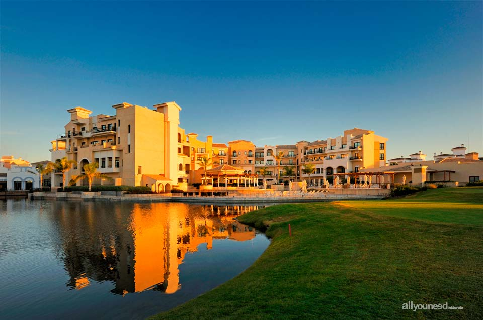 Hotel Intercontinental *****  La Torre Golf Resort