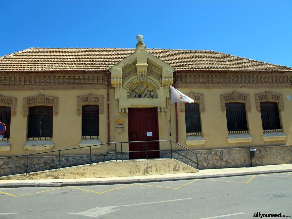 Antiguo Liceo de Obreros de La Unión