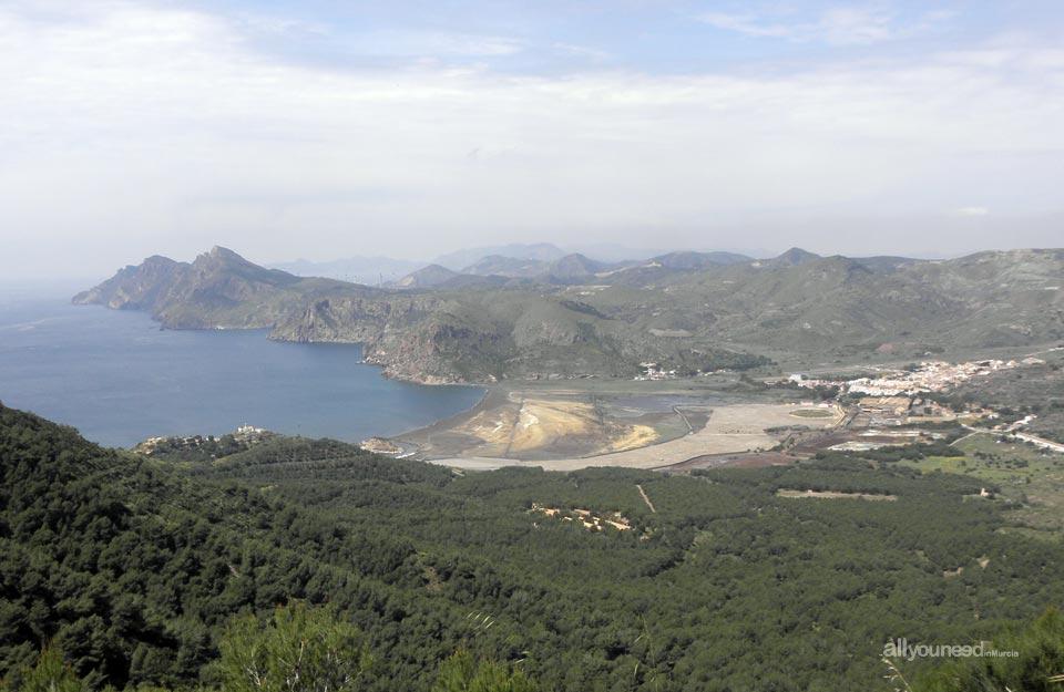 Bahía de Portman de La Unión