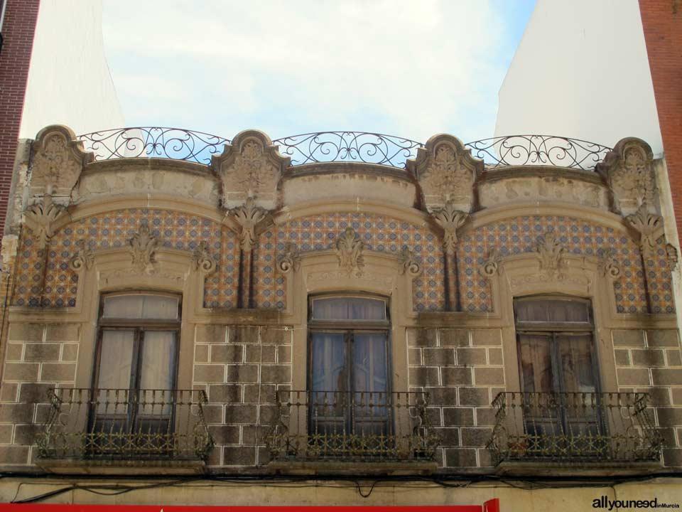 Casa Cortes de La Unión