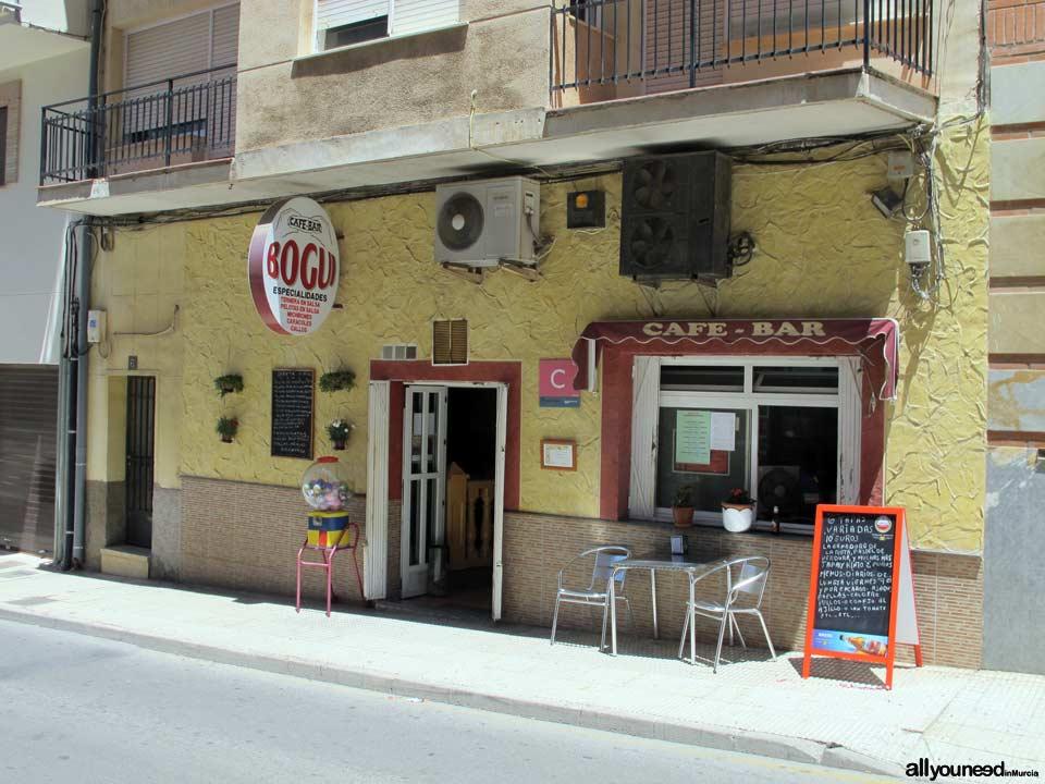 Cafe - Bar Bogui