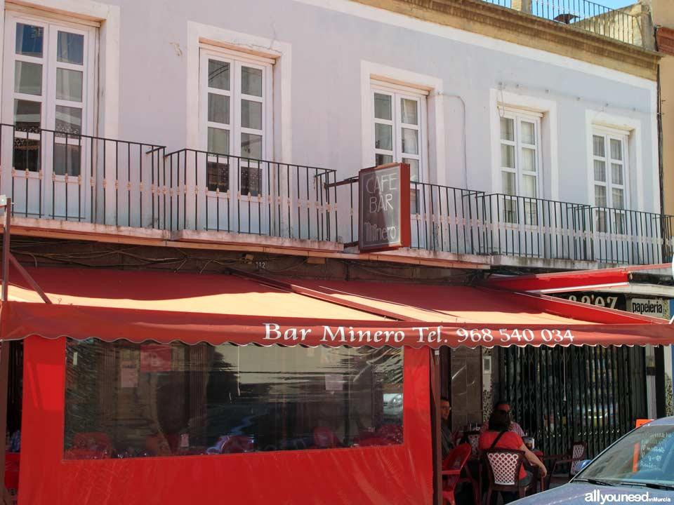 Cafe Bar Minero