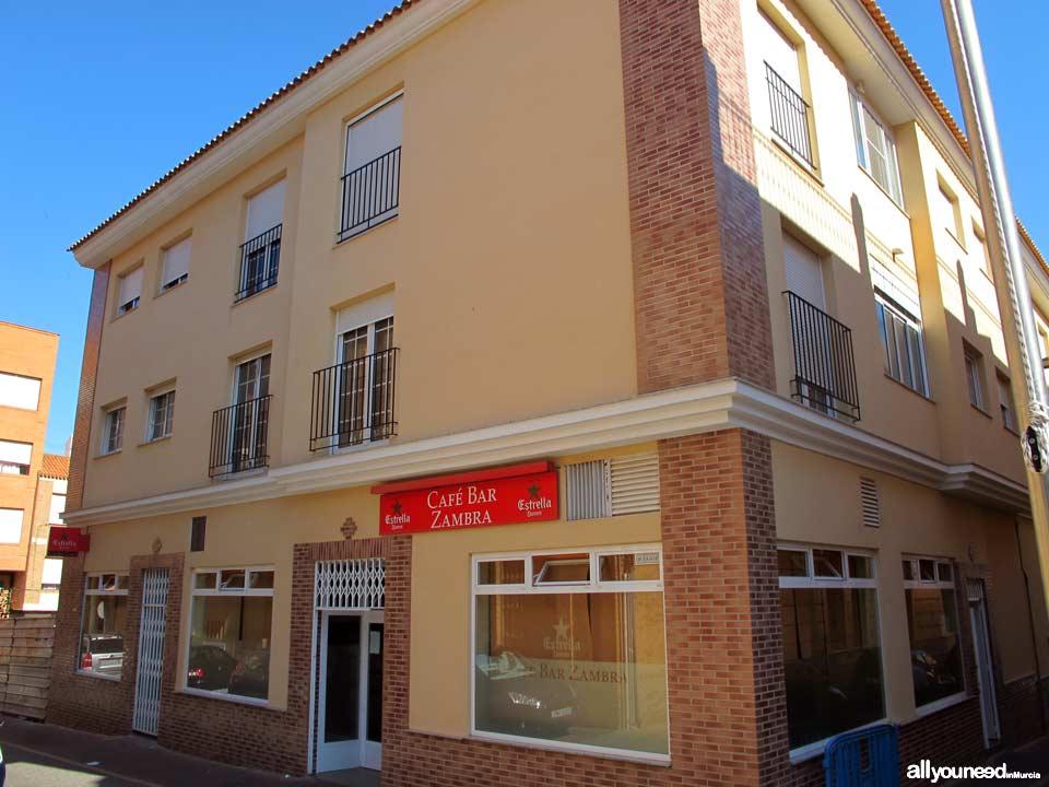 Cafe Bar Zambra