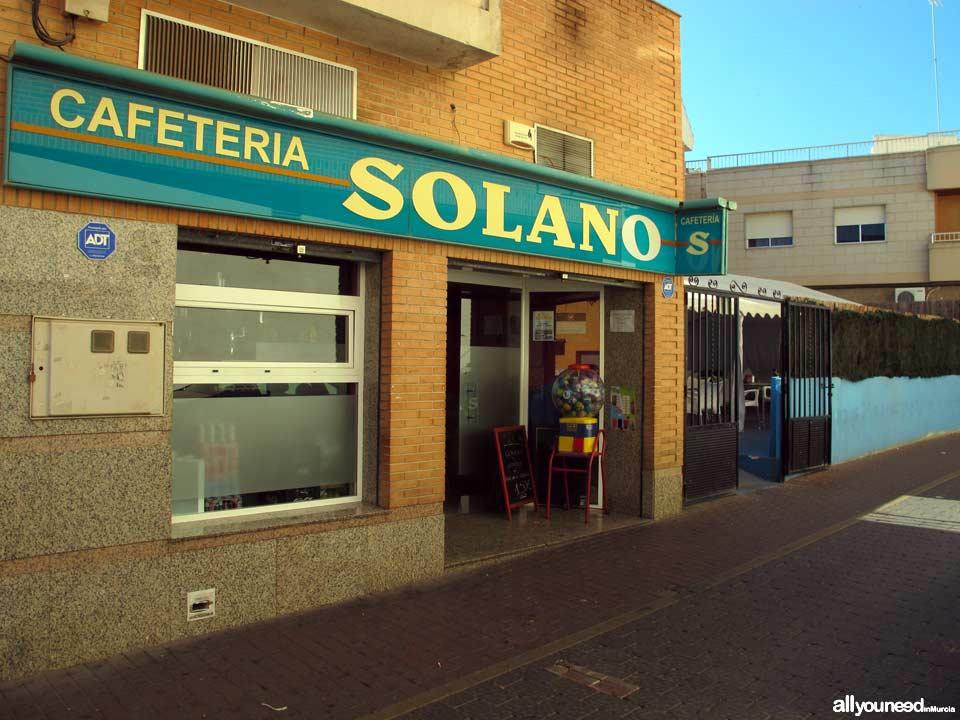 Cafetería Solano