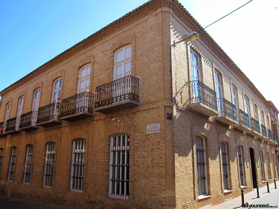 Edificio del Progreso de La Unión