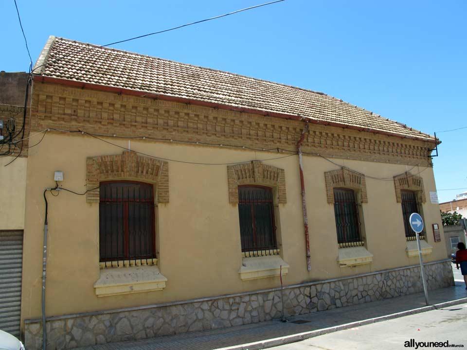 Antiguo Liceo de Obreros