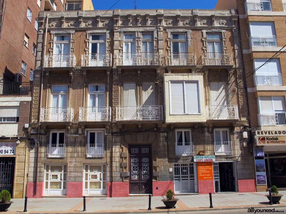 Casa de Los Salmerones