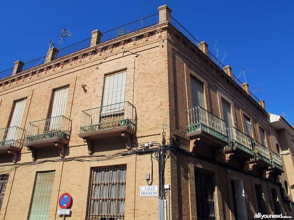 Casa García Cabezos